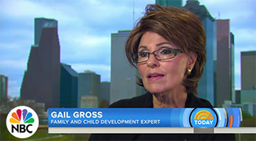 Dr Gail Gross on The Today Show thumbnail