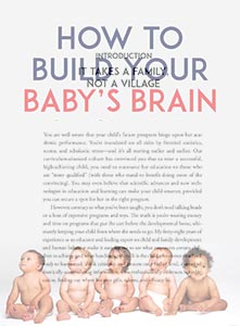 How to How to Build Your Babys Brain Book Excerpt link to read more