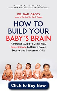 How to Build Your Baby's Brain book cover thumbnail and buy now link for amazon