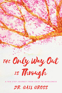 The Only Way Through is Out book cover thumbnail