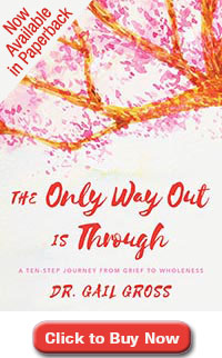 The Only Way Through is Out book cover thumbnail and buy now link
