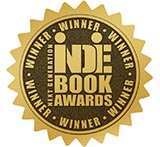 Indie Book Awards Winner Badge