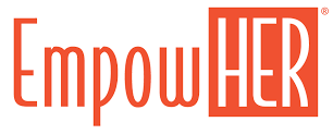 EmpowHER Logo with link to Dr. Gail Gross' articles on their site