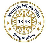 marquis who's who biographee seal