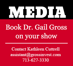 Book Dr. Gross on Your Show